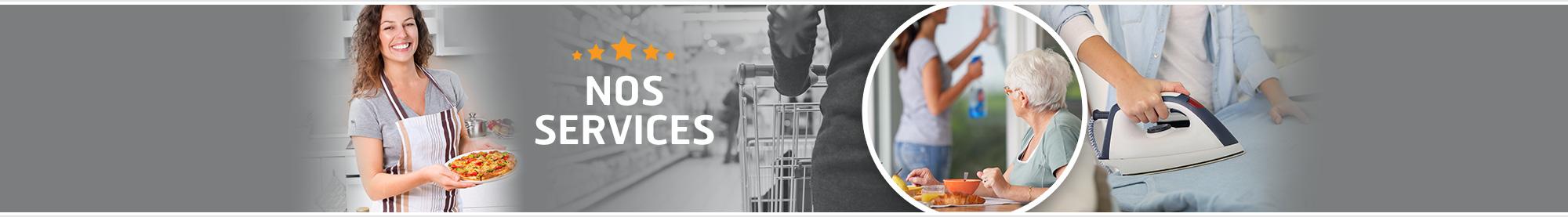 Entretien ménager, préparation repas, grand ménage, coopérative de services à domicile | Services