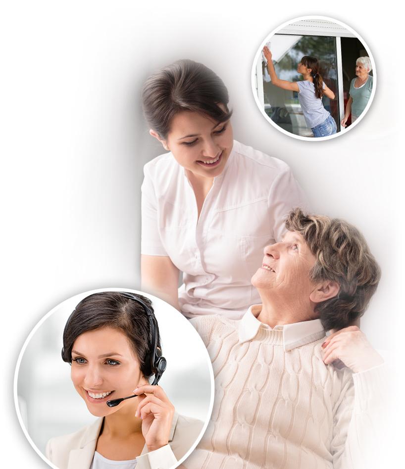 Coopérative de services à domicile | grand ménage et entretien ménager | Équipe